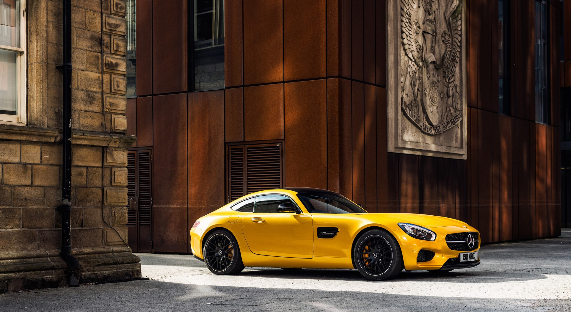 mercedes benz amg gt cool