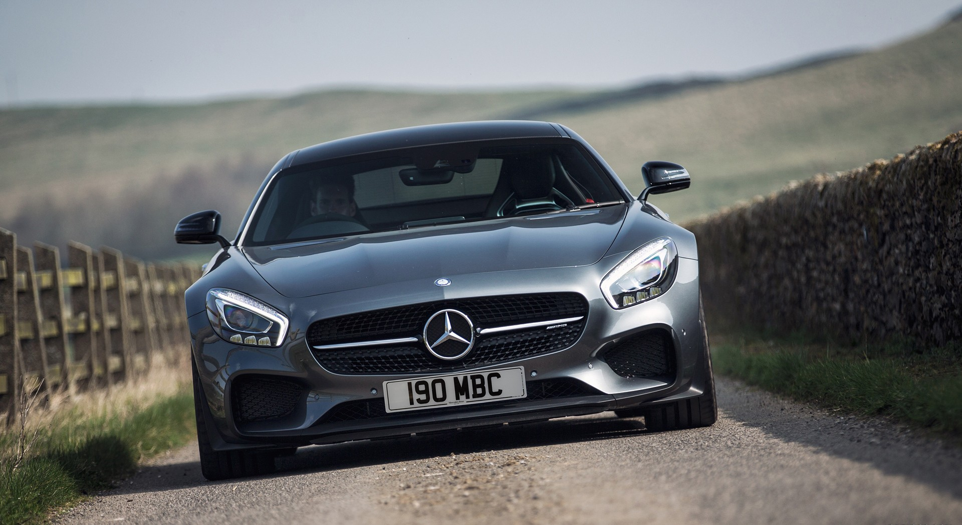 mercedes benz amg gt picture