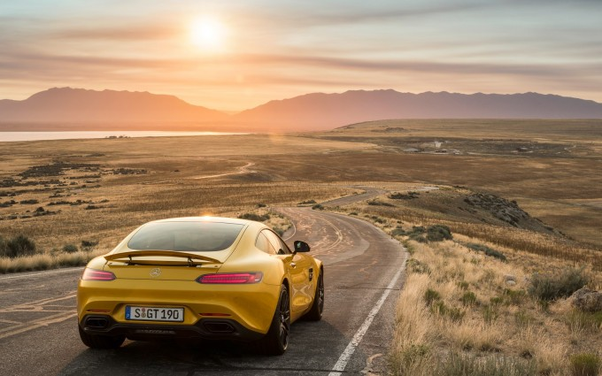 mercedes benz amg gt sunshine