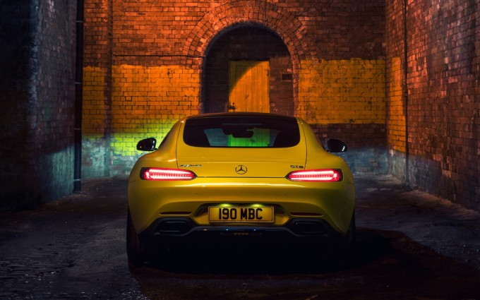 mercedes benz amg gt us