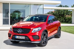 mercedes benz gle450 front
