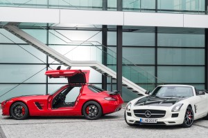 mercedes benz sls amg final edition