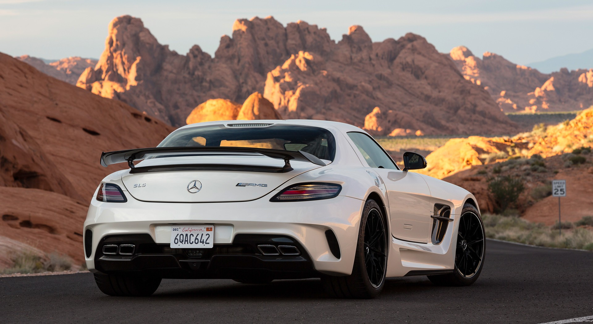 mercedes benz sls amg hd