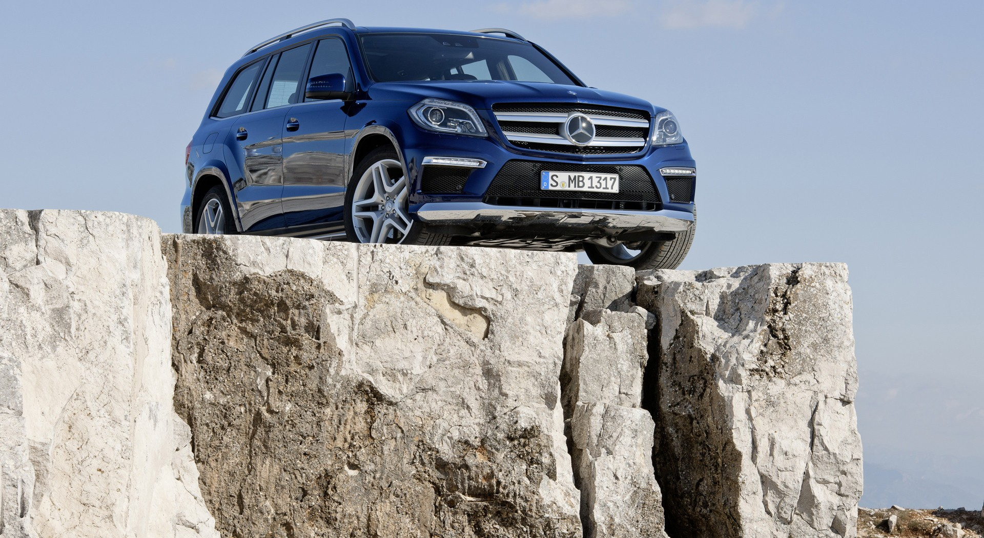 mercedes gl photo