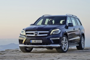 mercedes gl widescreen