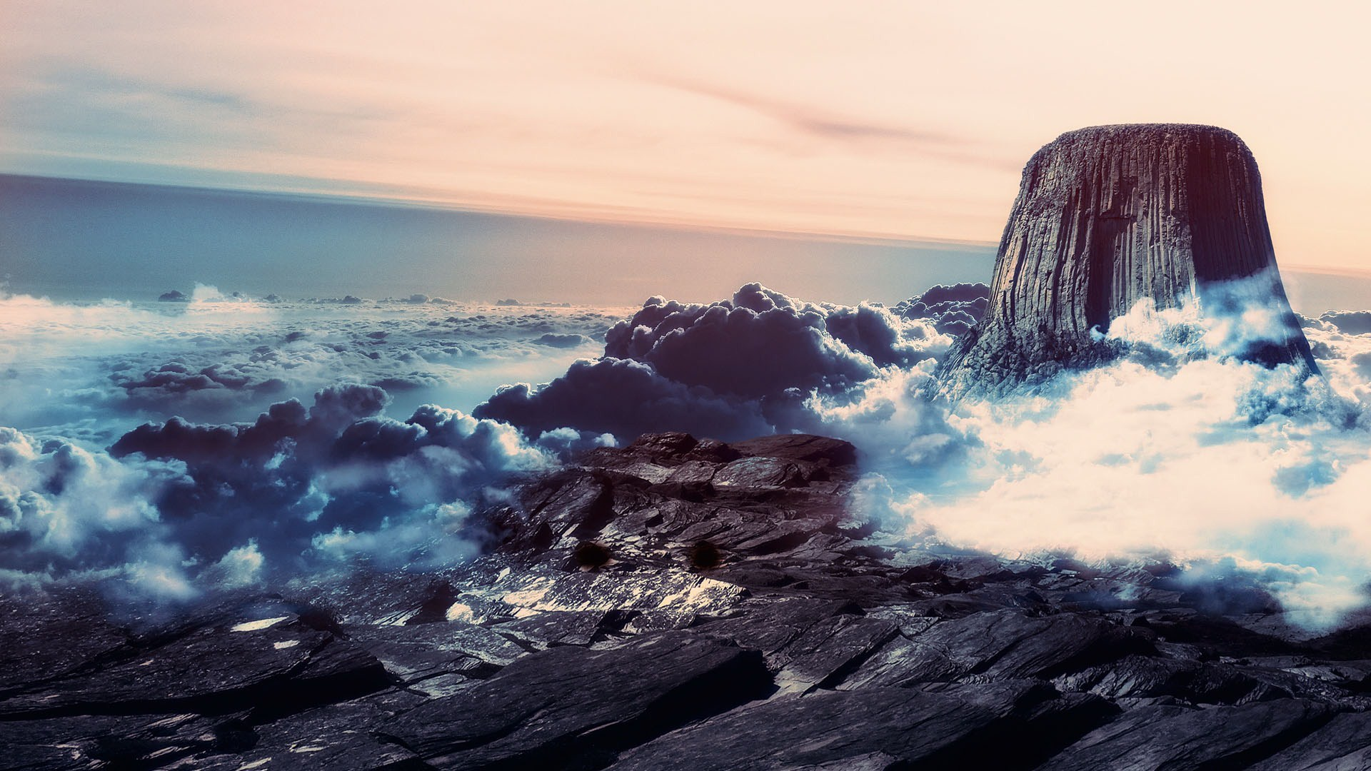 mountain rocks hd