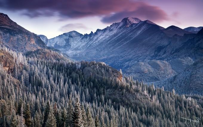 mountain views hd