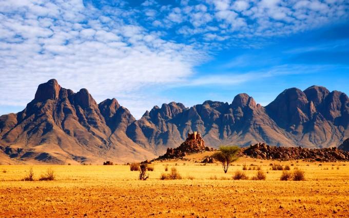 mountain wallpaper savanna