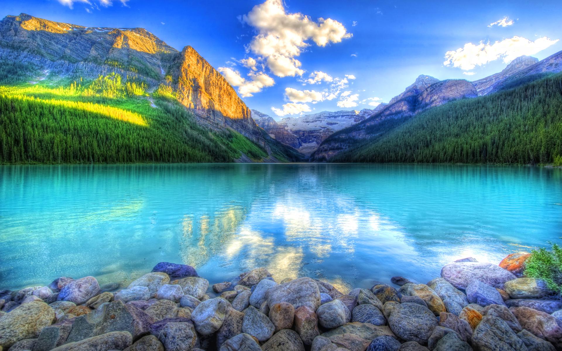 mountain wallpaper scenery