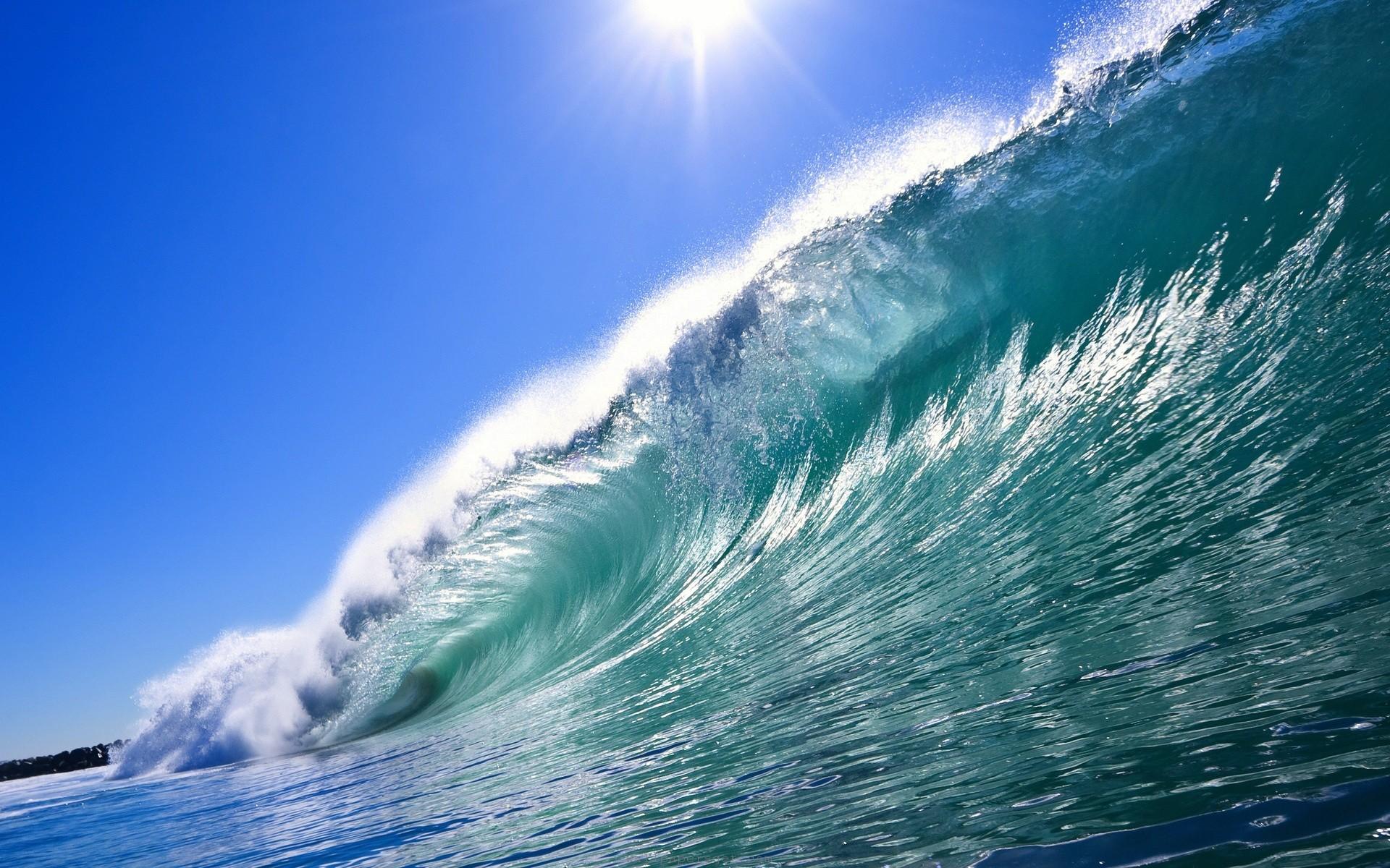 ocean wallpaper landscape