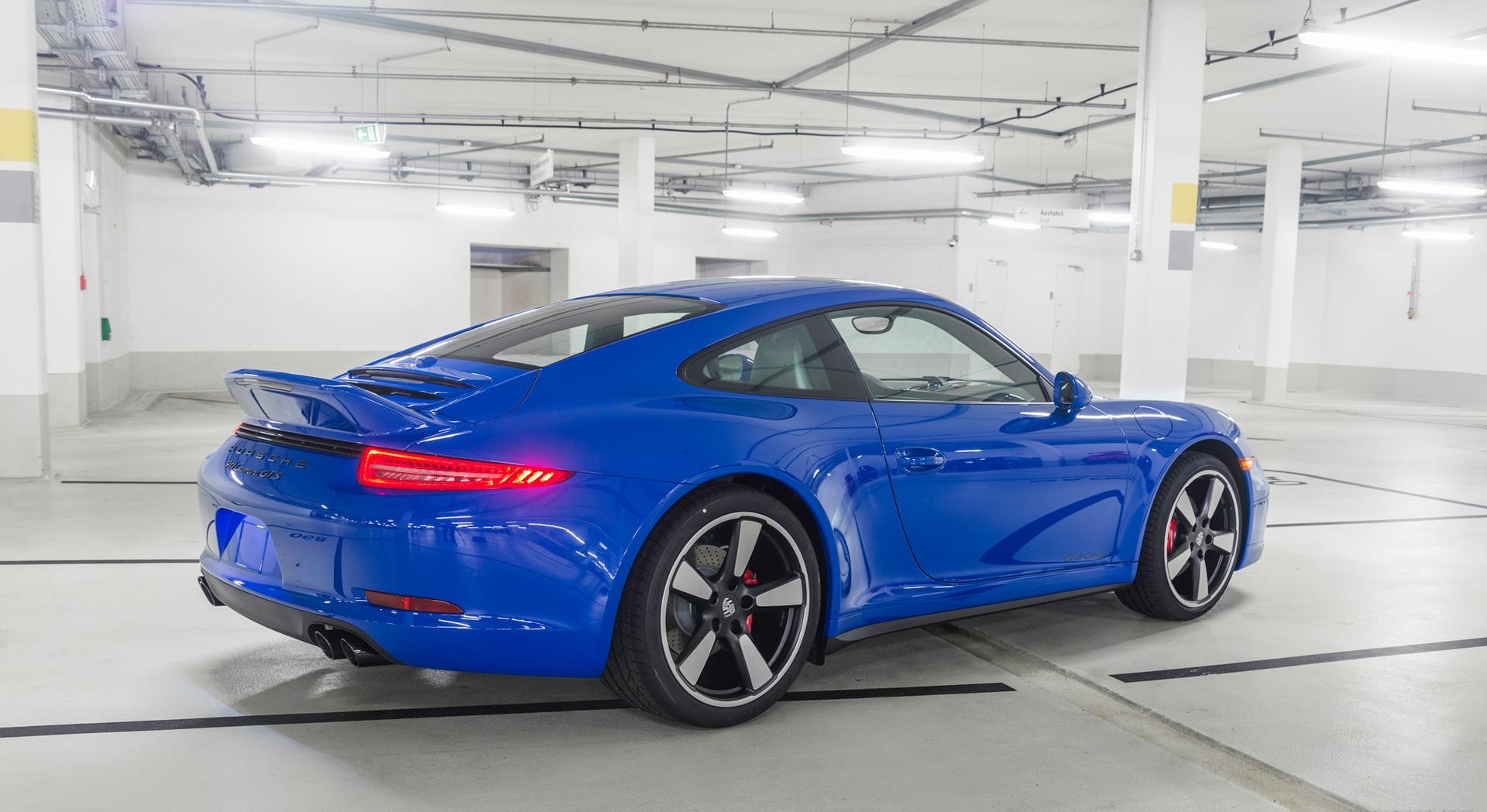 Porsche 911 Blue Pictures Hd Desktop Wallpapers 4k Hd