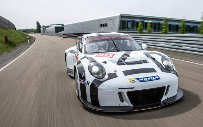 porsche 911 gt3 r track