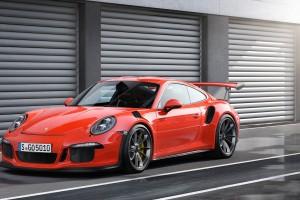 porsche 911 gt3 rs red