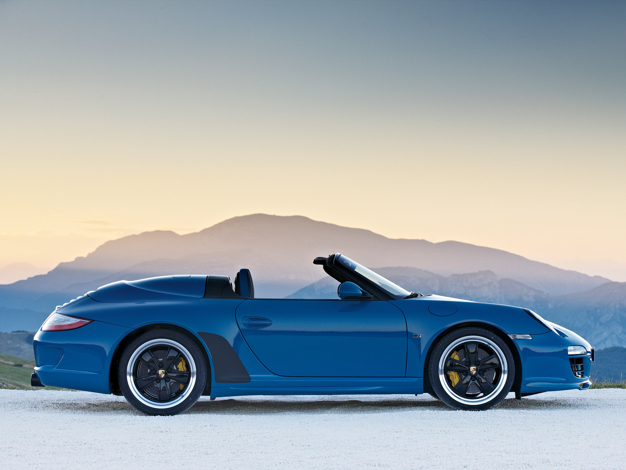 Porsche 911 Speedster Hd Desktop Wallpapers 4k Hd