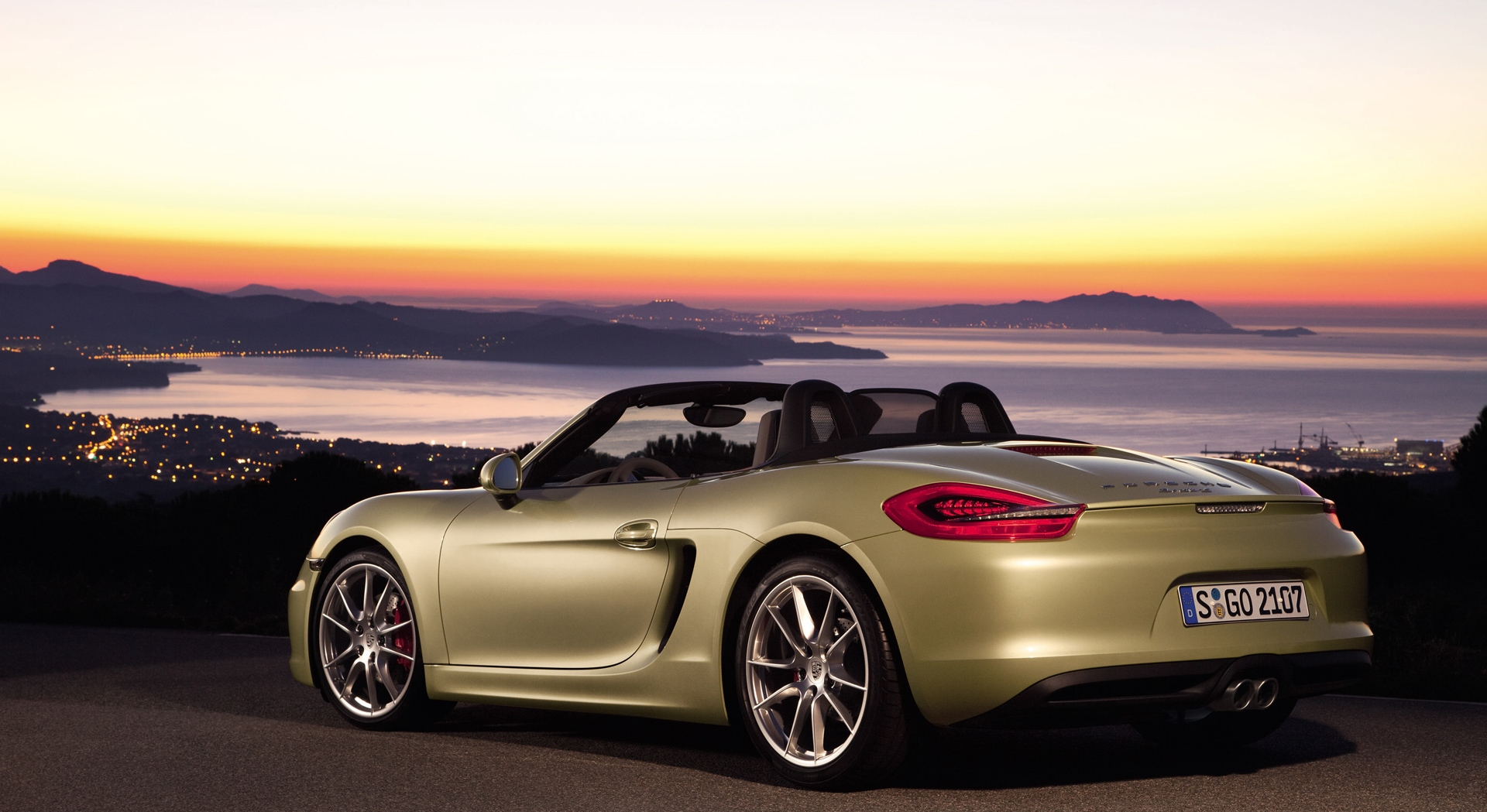 porsche boxster cool car