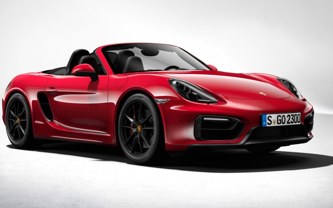porsche boxster gts red price