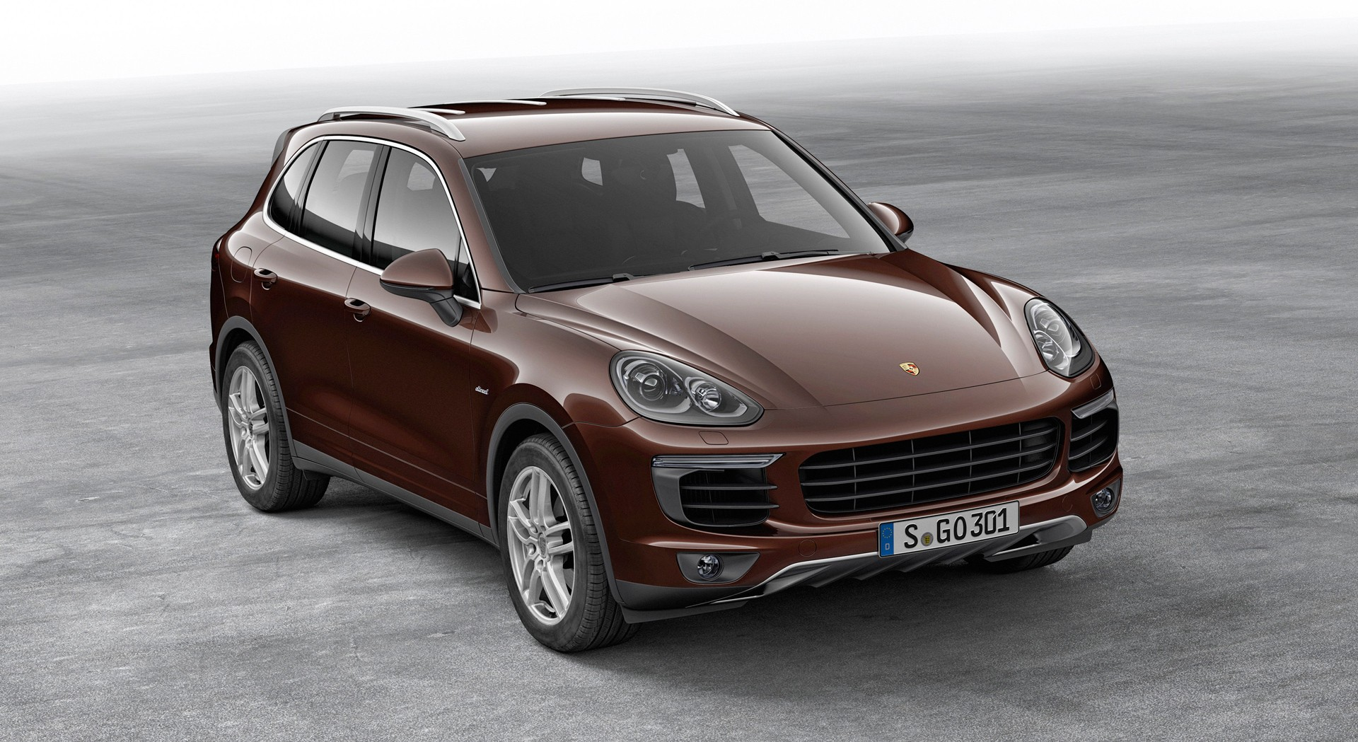 porsche cayenne color