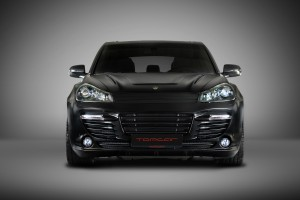porsche cayenne s modified