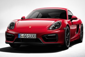 porsche cayman gts red hd