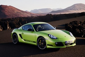 porsche cayman r green hd