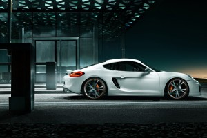 porsche cayman white wallpaper