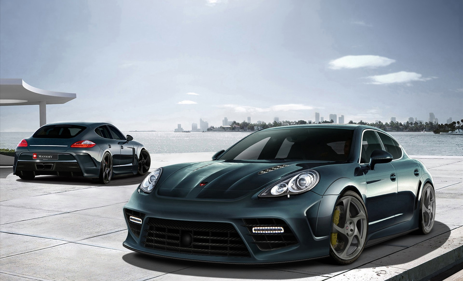 porsche panamera wallpaper download