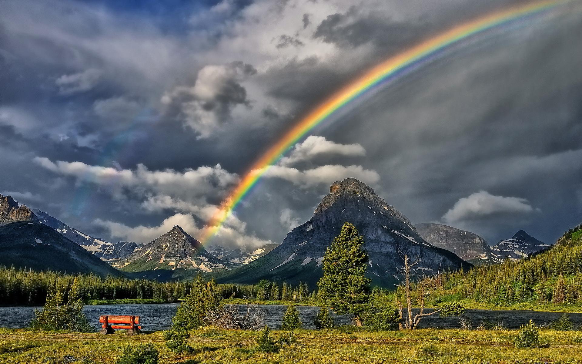rainbow hd