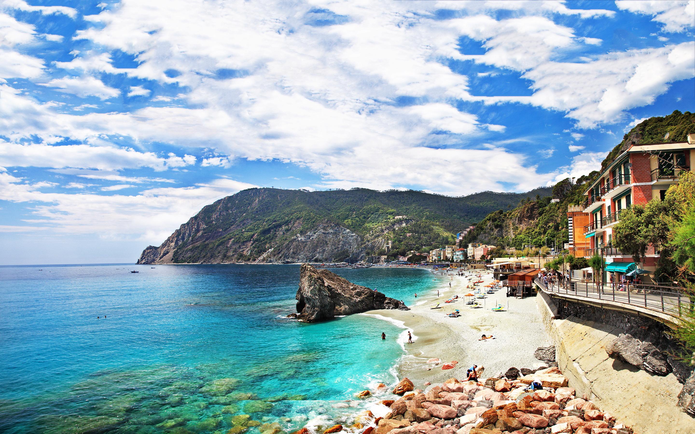 riviera beach italy