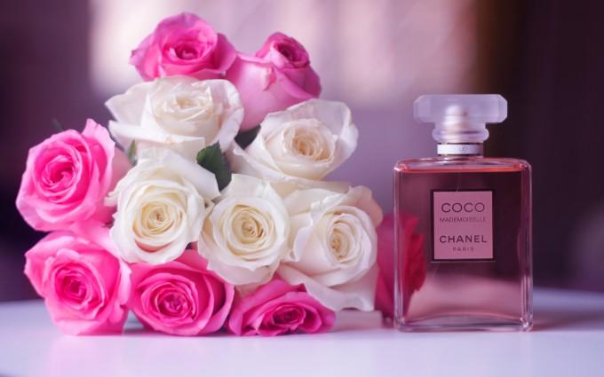 roses chanel perfume