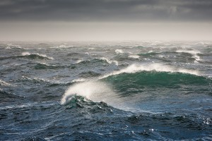 rough ocean waves hd
