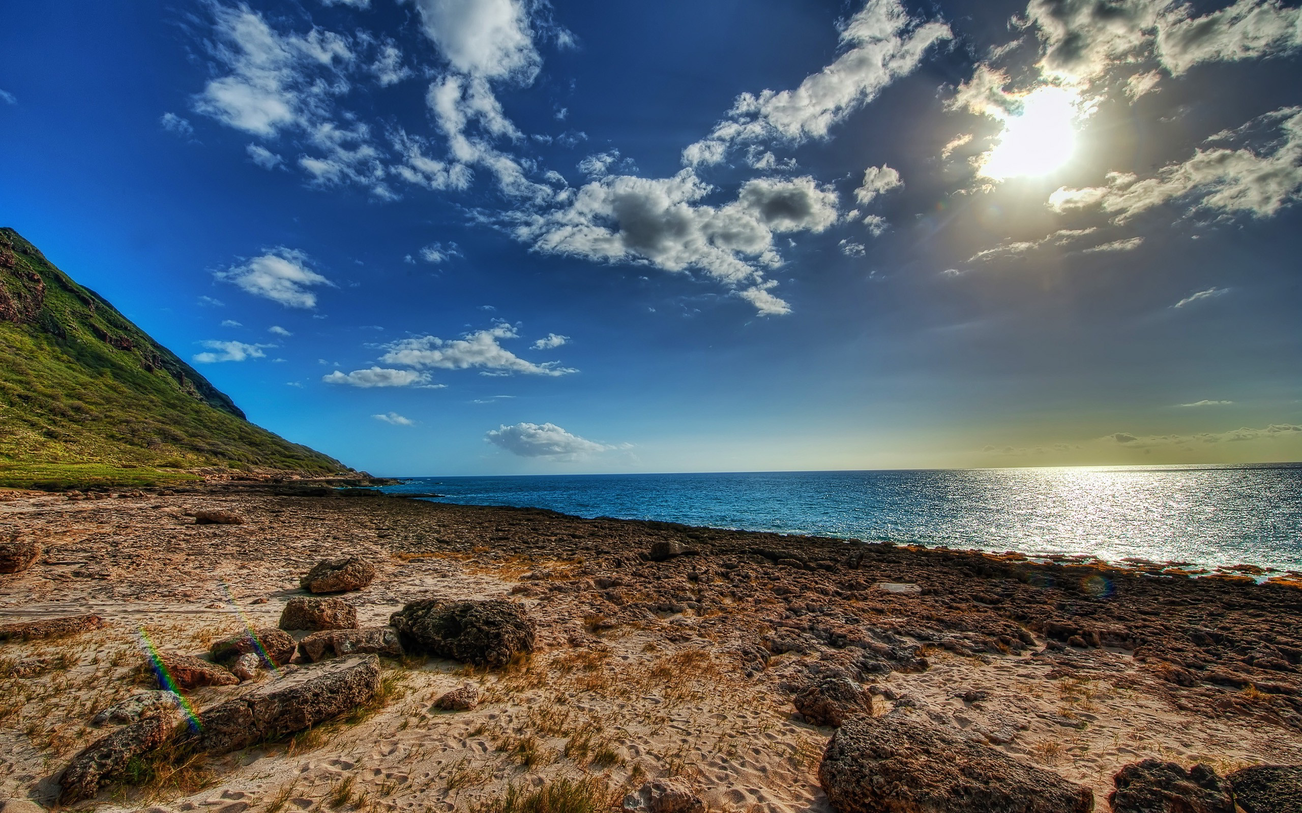 scenery ocean sea