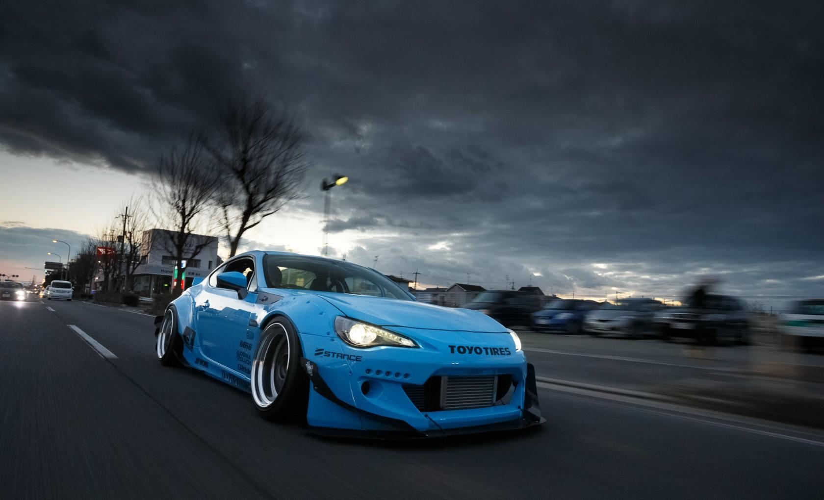 scion blue