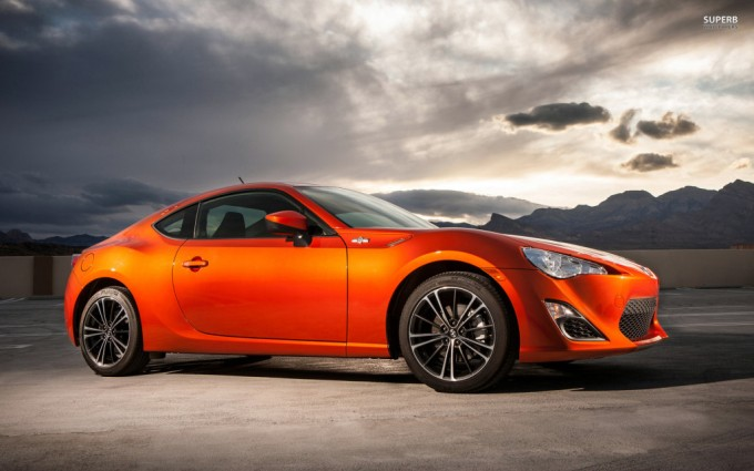 scion frs toyota image