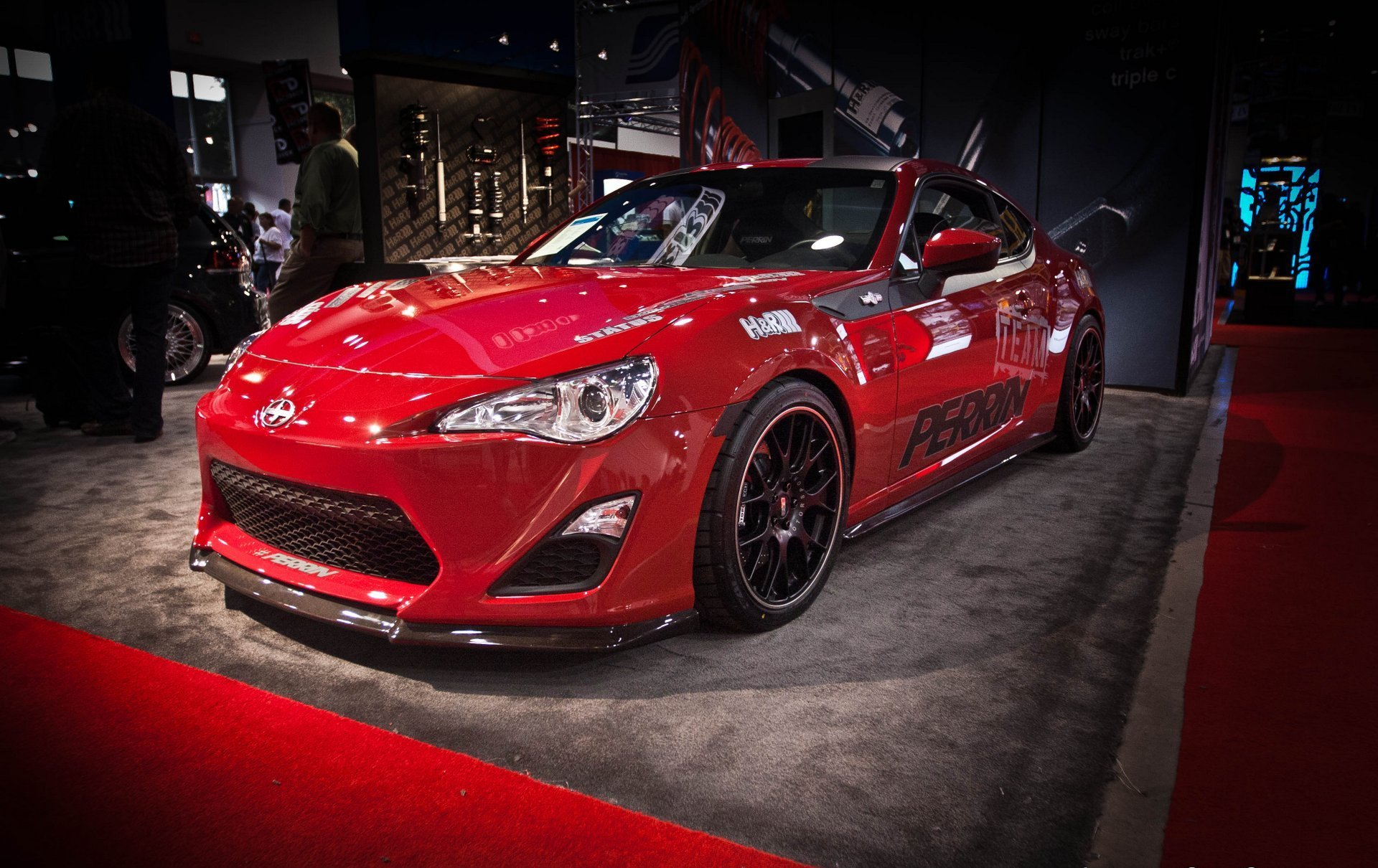 scion red