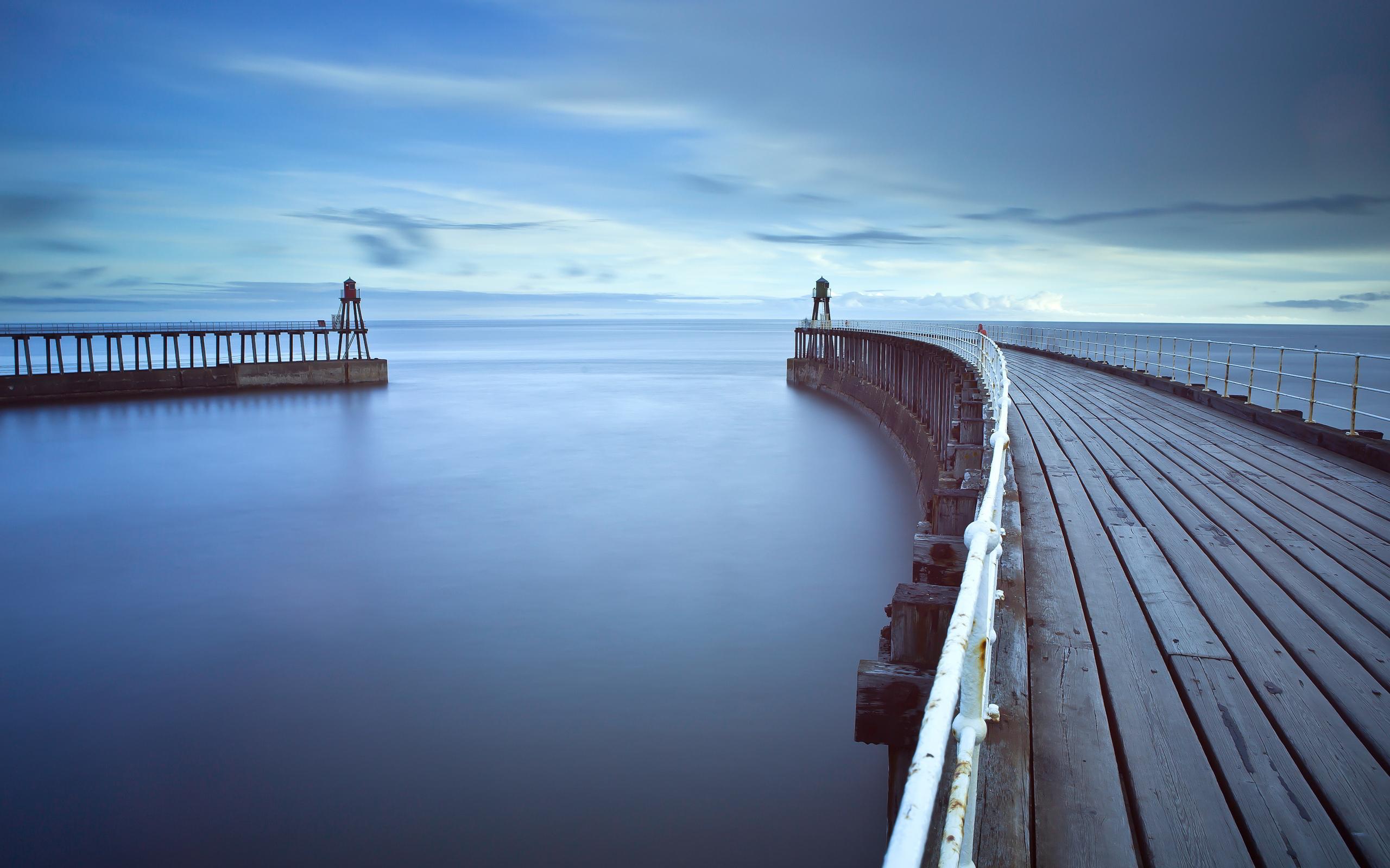 sea hd landscape