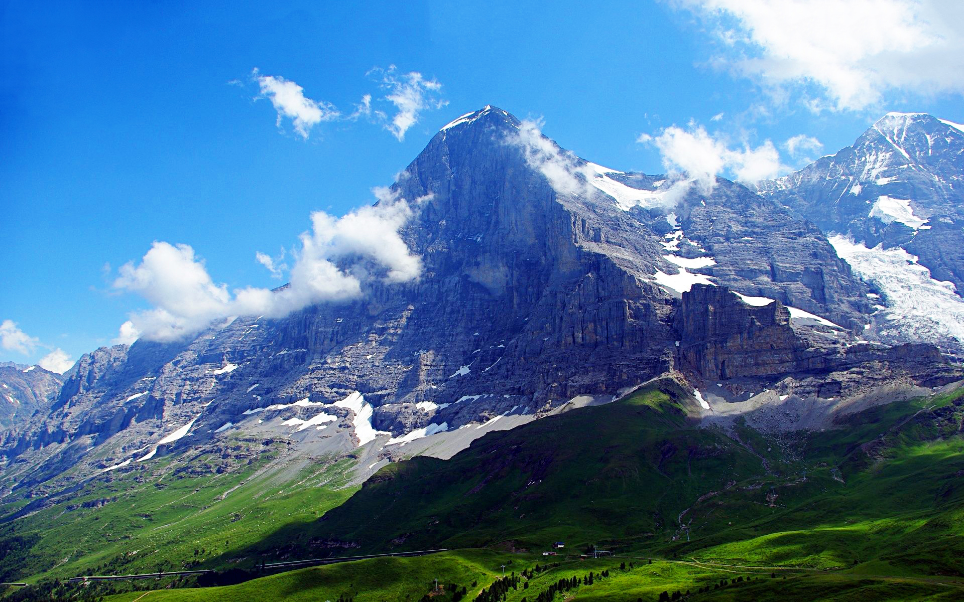 the eiger switzerland