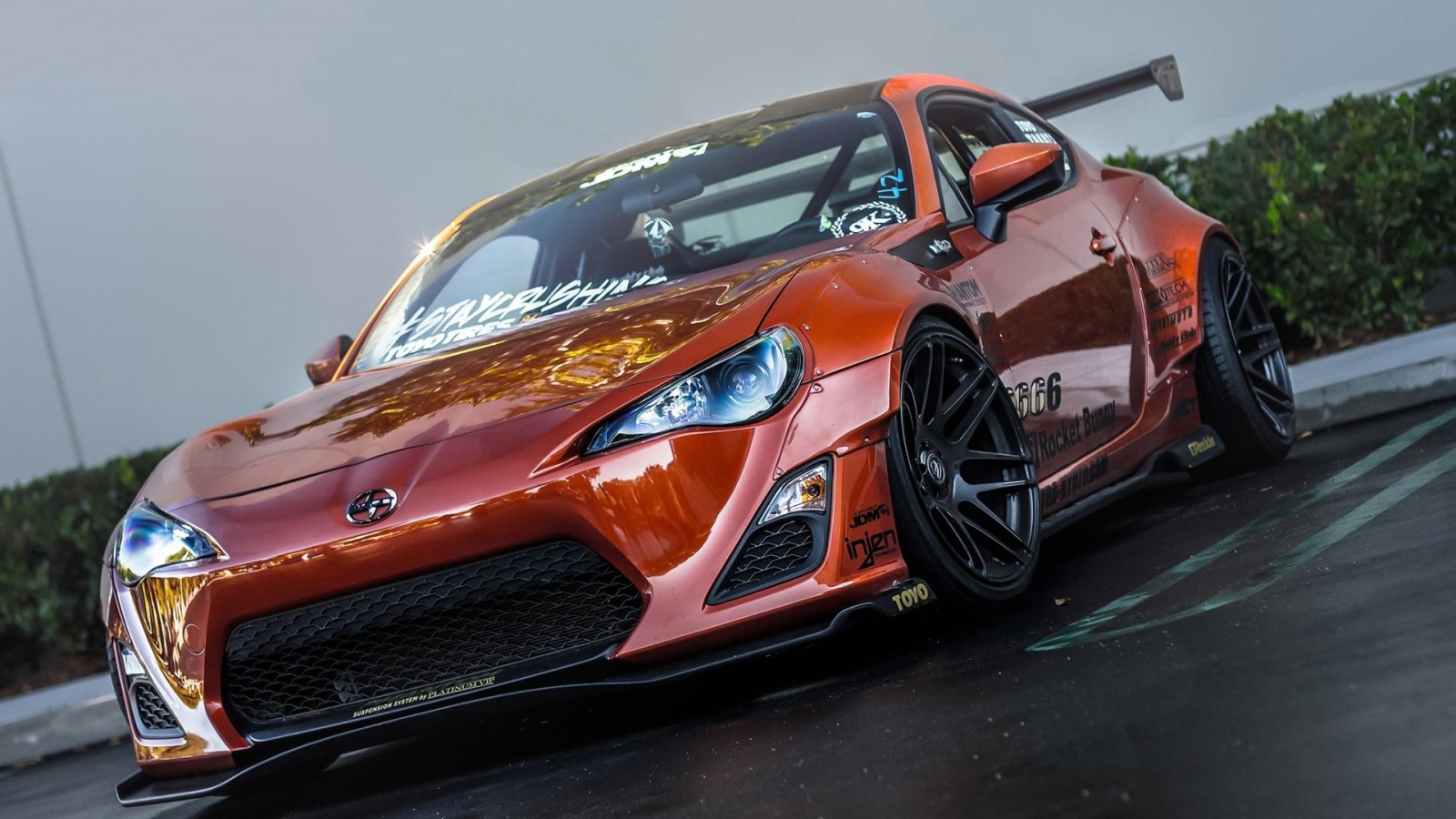 tooyota scion frs wallpaper