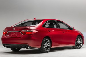 toyota camry red wallpaper