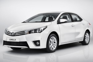 toyota corolla white wallpapers
