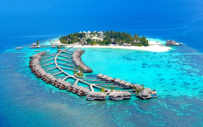 tropical island maldives