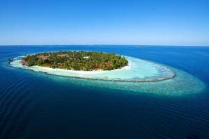 tropical wallpaper maldives