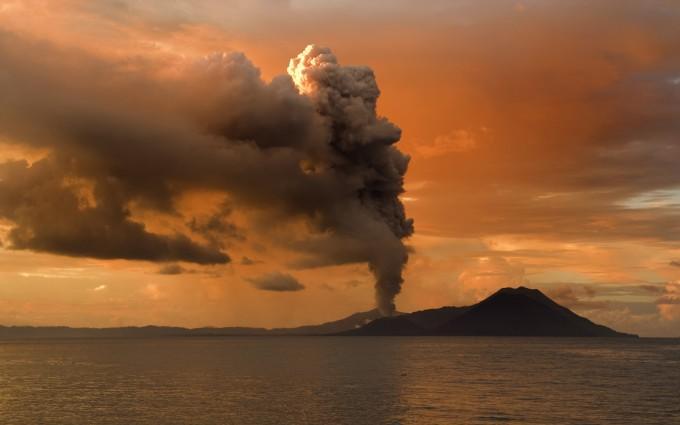 volcanics eruption hd