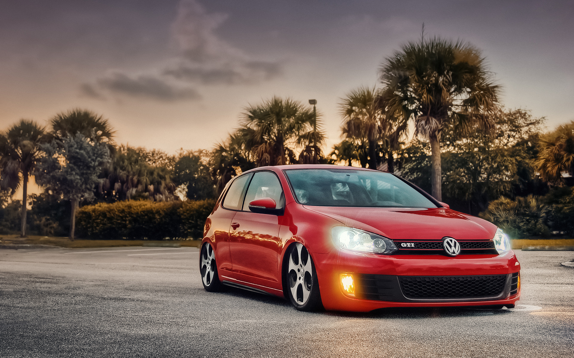 Volkswagen Golf Cool Car Wallpapers