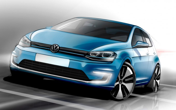 volkswagen golf e hd