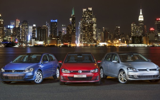 volkswagen golf gti cars
