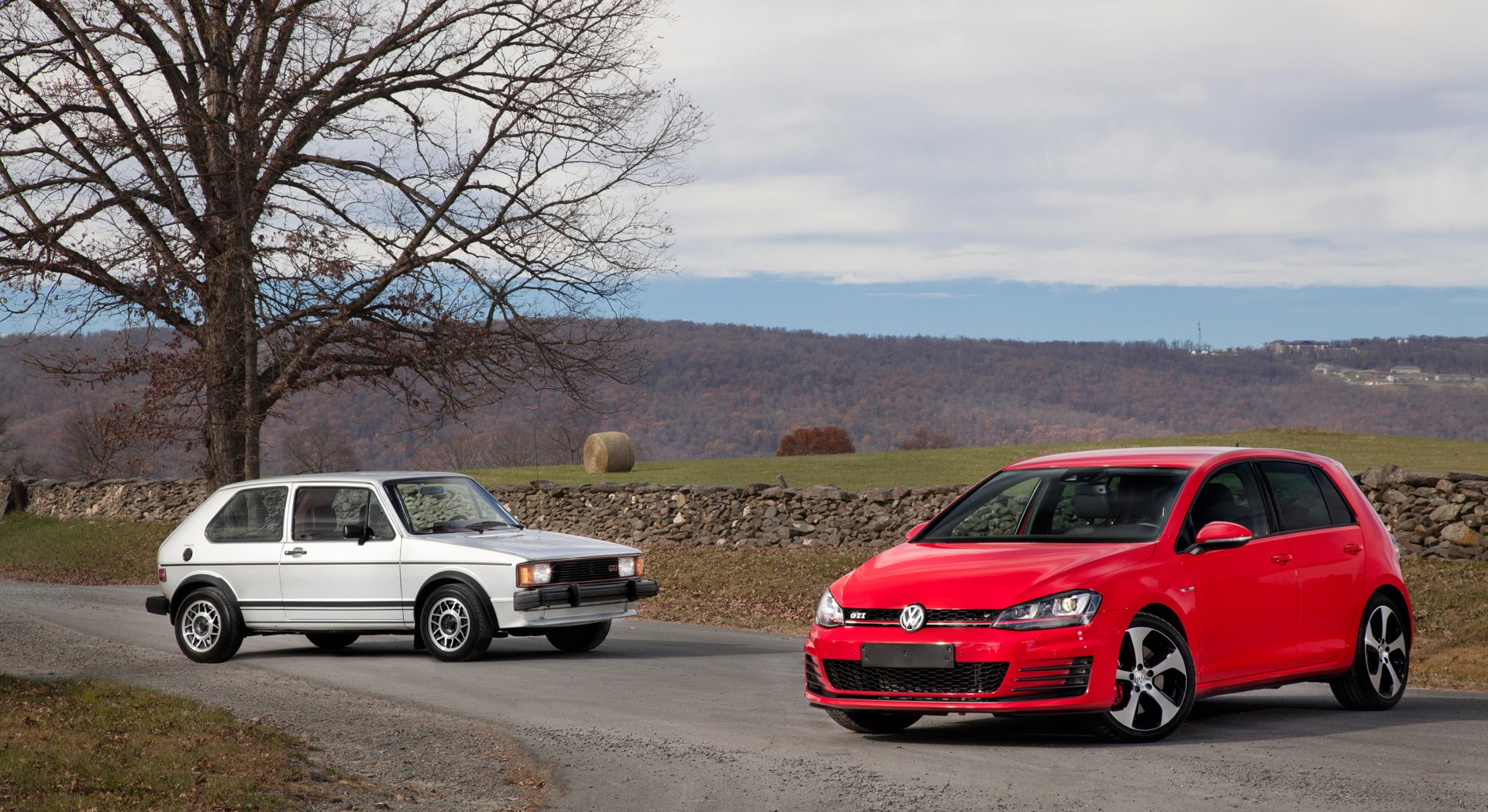 volkswagen golf gti images
