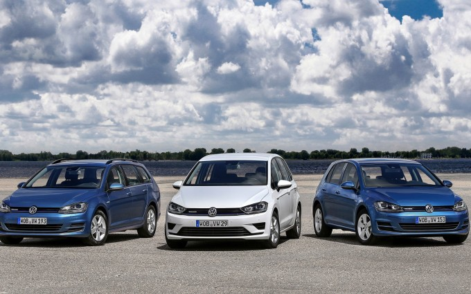 volkswagen golf tse blue motion
