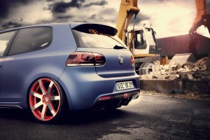 volkswagen golf  wallpaper hd