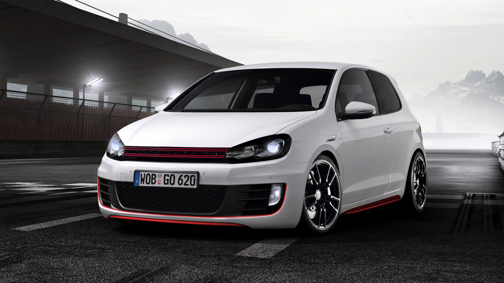 Volkswagen Golf Wallpapers Hd - HD Desktop Wallpapers