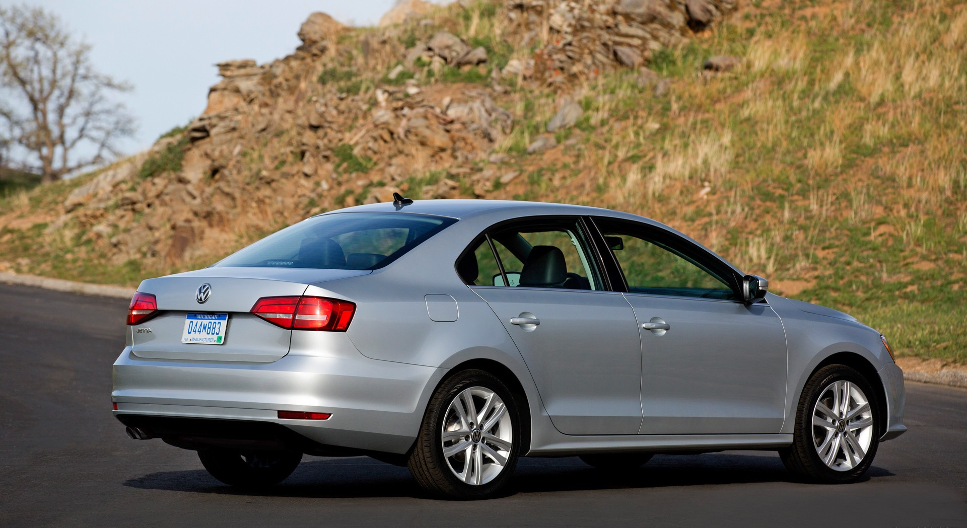 volkswagen jetta rear cool